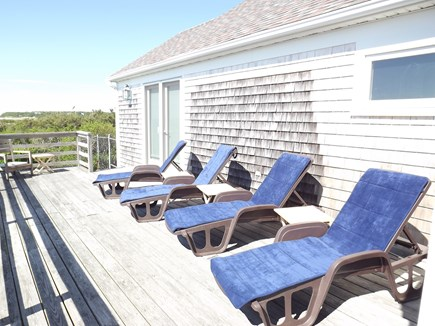 Chatham Cape Cod vacation rental - Deck Lounging Area with Extraordinary Views