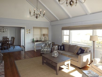 Chatham Cape Cod vacation rental - Light & Bright Family Room With Views