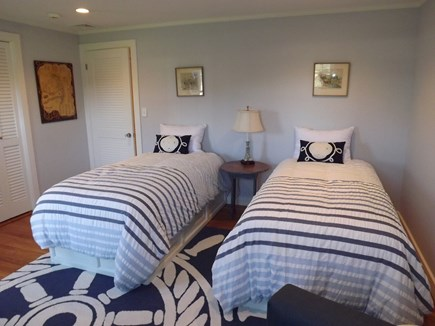Chatham Cape Cod vacation rental - First Level Twin Bedroom with Twin Pullout