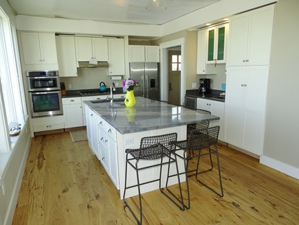 Eastham Cape Cod vacation rental - New appliances, granite counter-tops, coffee/bar area