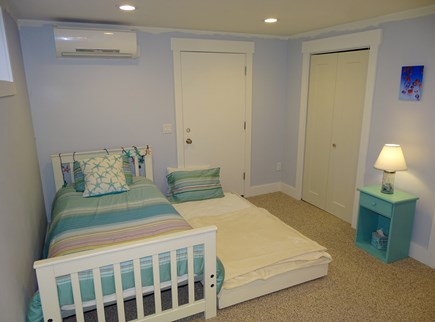 Eastham Cape Cod vacation rental - Bedroom with twin and trundle