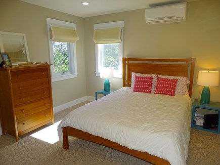 Eastham Cape Cod vacation rental - Queen bedroom, adjacent to living room