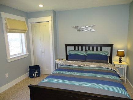 Eastham Cape Cod vacation rental - Queen bedroom, adjacent to full bath