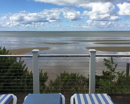 Eastham Cape Cod vacation rental - Picture yourself here drinking coffee each morning