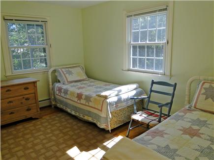 Brewster Cape Cod vacation rental - Twin girl bedroom upstairs