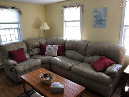 Falmouth, Teaticket Cape Cod vacation rental - Another view of sitting area