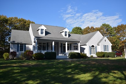 West Yarmouth Cape Cod vacation rental - Contemporary home with large yard and farmers porch
