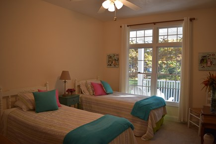 West Yarmouth Cape Cod vacation rental - 1 of 2 twin bedrooms