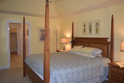 West Yarmouth Cape Cod vacation rental - King Master Bedroom