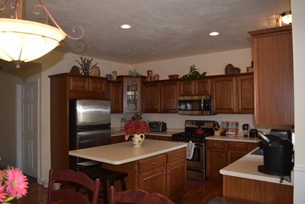 West Yarmouth Cape Cod vacation rental - Updated Kitchen