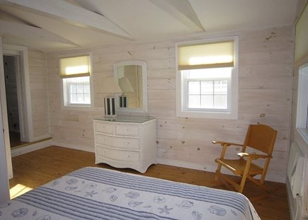 Orleans Cape Cod vacation rental - Cottage Bedroom
