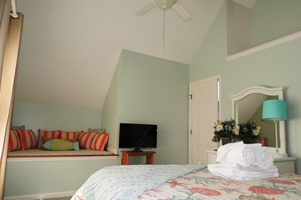 South Chatham Cape Cod vacation rental - Window seat