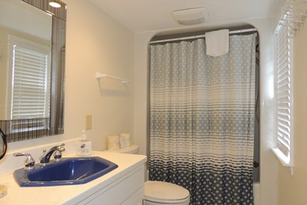 South Chatham Cape Cod vacation rental - First floor master bath