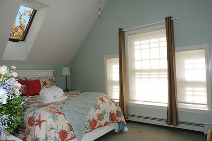 South Chatham Cape Cod vacation rental - Second floor queen bedroom