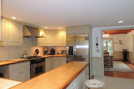 South Chatham Cape Cod vacation rental - Fully equipped kitchen