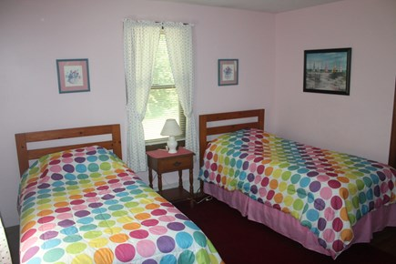 Eastham Cape Cod vacation rental - Bedroom 3 with twins on first floor