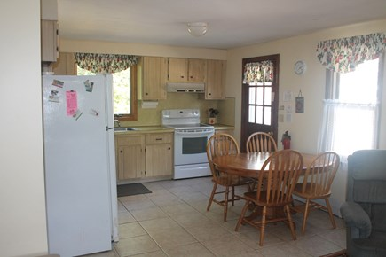 Eastham Cape Cod vacation rental - Kitchen and dining room