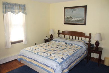 Eastham Cape Cod vacation rental - Bedroom 4 with queen on first floor