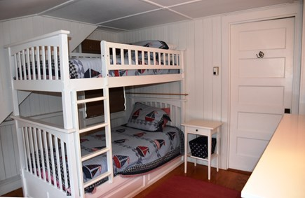 Harwich Port Cape Cod vacation rental - Bunk beds
