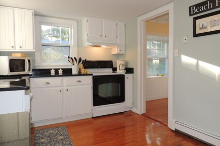 Harwich Port Cape Cod vacation rental - Kitchen leading tom dining room
