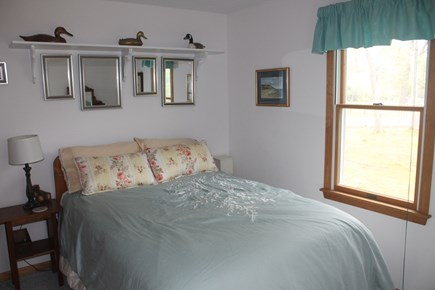 Eastham Cape Cod vacation rental - First floor bedroom with full