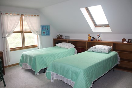 Eastham Cape Cod vacation rental - Second floor bedroom with twins