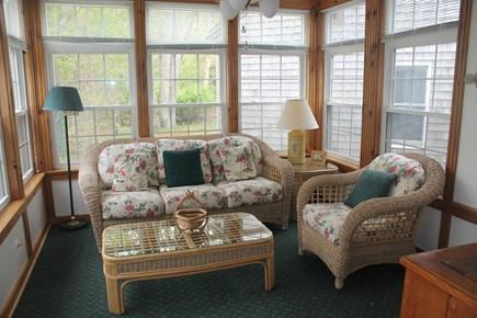 Eastham Cape Cod vacation rental - Sun porch