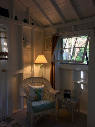 Brewster Cape Cod vacation rental - Bunkhouse/Couples Cottage Sitting Area