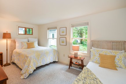 Brewster Cape Cod vacation rental - Bedroom #1 with Double Bed+ Twin