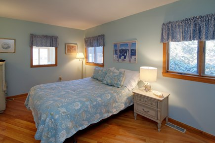 North Falmouth Cape Cod vacation rental - 2nd bedroom with Queen size bed.