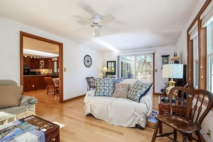 Falmouth, Old Silver Beach Cape Cod vacation rental - Large Living Room perfect for relaxing or entertaining.