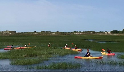 Eastham Cape Cod vacation rental - Kayaking, Biking, Cape Cod National Seashore, Ponds all  Nearby.