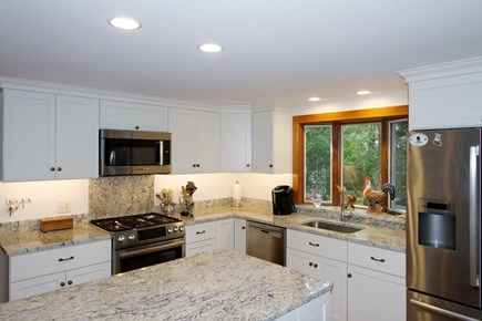 Orleans Cape Cod vacation rental - Spacious and bright kitchen