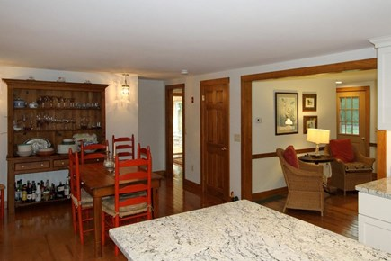 Orleans Cape Cod vacation rental - Open concept , kitchen and dining area