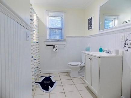 North Falmouth Cape Cod vacation rental - 2nd floor bathroom