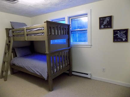 North Falmouth Cape Cod vacation rental - The bunks! :)