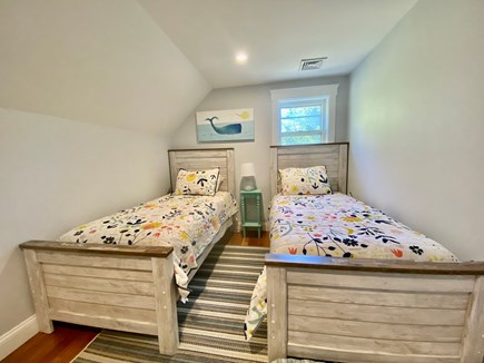 North Falmouth Cape Cod vacation rental - Two twins