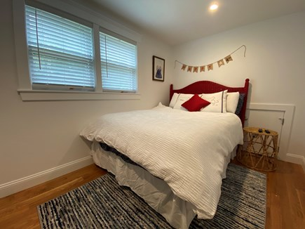 North Falmouth Cape Cod vacation rental - 4th of July room - Queen bed