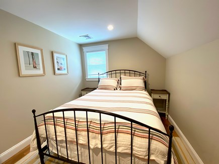 North Falmouth Cape Cod vacation rental - Bedroom with walk-in closet and queen bed