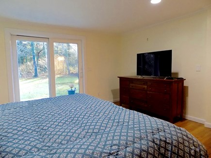 North Falmouth Cape Cod vacation rental - Master Suite with king bed