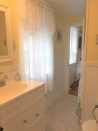 Dennis Port Cape Cod vacation rental - Updated full bathroom.