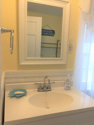 Dennis Port Cape Cod vacation rental - Updated bathroom