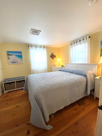 Dennis Port Cape Cod vacation rental - Queen bedroom, linens provided weekly