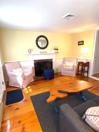 Dennis Port Cape Cod vacation rental - Central AC & heating system.