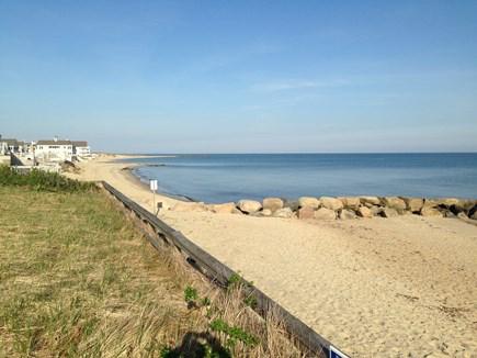 Dennis Port Cape Cod vacation rental - Private Dennis Seashores beach, 1 min walk from cottage