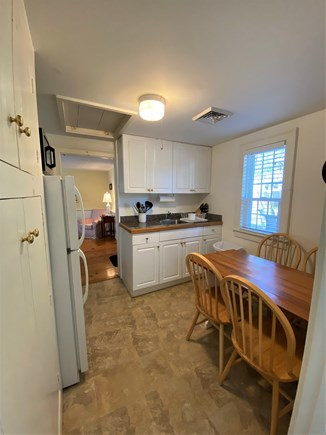 Dennis Port Cape Cod vacation rental - Eat in kitchen for four
