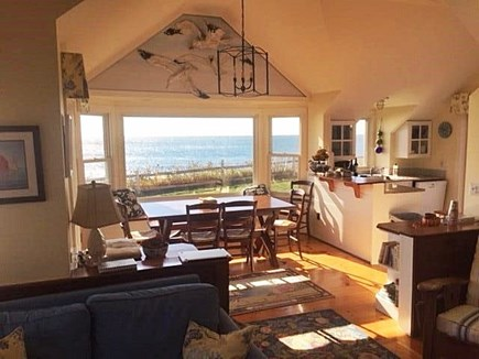 Dennis Port Cape Cod vacation rental - Dishwasher, microwave, full stove and all cooking equipment.