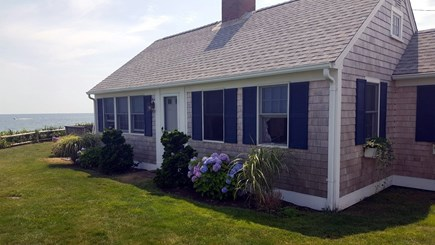 Dennis Port Cape Cod vacation rental - 23B Chase Ave, oceanfront, 4 bed/3 bath overlooking ocean beach