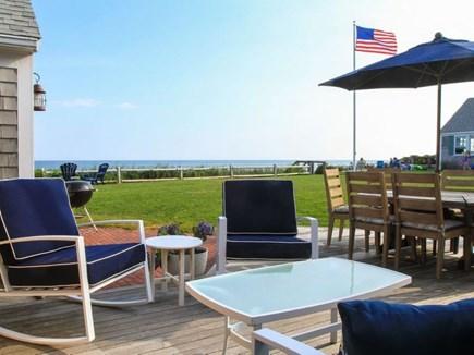 Dennis Port Cape Cod vacation rental - Oceanfront, 4 bed/3 bath, private Dennis Seashores beach