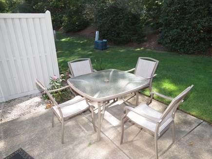 Brewster Cape Cod vacation rental - Enjoy those beautiful Cape Cod evenings and dine outdoors!